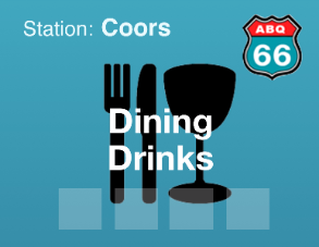 station.Coors Dining