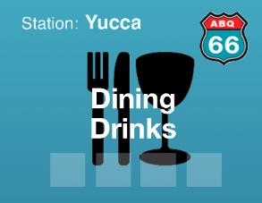 station.Yucca Dining