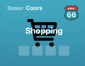 station.Coors Shopping