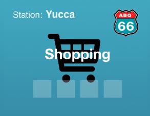 station.Yucca Shopping