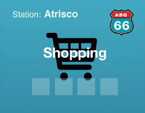 station.Atrisco Shopping