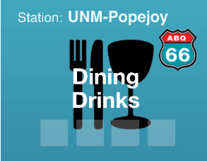 station.UNM-Popejoy Dining