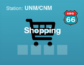 station.UNM-CNM Shopping