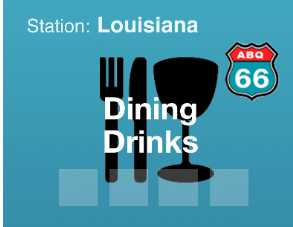 station.Louisiana Dining