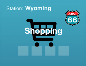 station.Wyoming Shopping