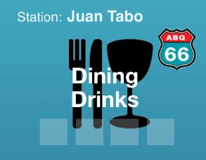 station.JuanTabo Dining