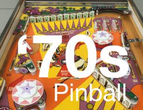 70's Pinball - SBA